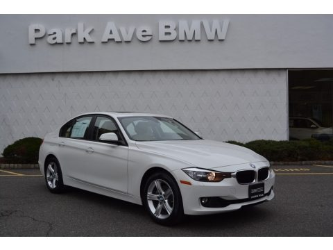 Alpine White 2014 BMW 3 Series 328i xDrive Sedan