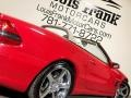 Mercedes-Benz SL 55 AMG Roadster Mars Red photo #21