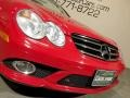 Mercedes-Benz SL 55 AMG Roadster Mars Red photo #26