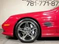 Mercedes-Benz SL 55 AMG Roadster Mars Red photo #30
