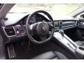 Porsche Panamera 4S Black photo #22