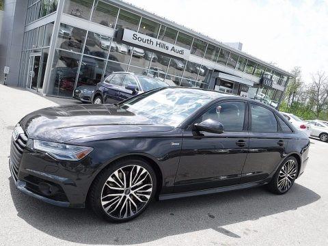 Oolong Gray Metallic 2017 Audi A6 3.0 TFSI Premium Plus quattro