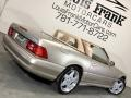 Mercedes-Benz SL 500 Roadster Desert Silver Metallic photo #5