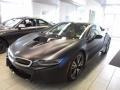 BMW i8  Protonic Frozen Black photo #1