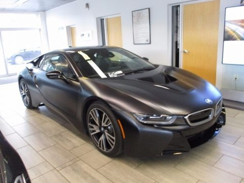 Protonic Frozen Black 2017 BMW i8