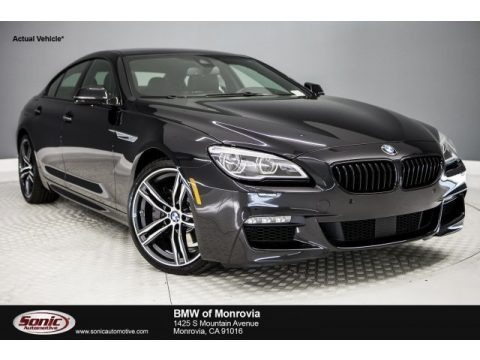 Black Sapphire Metallic 2018 BMW 6 Series 650i Gran Coupe