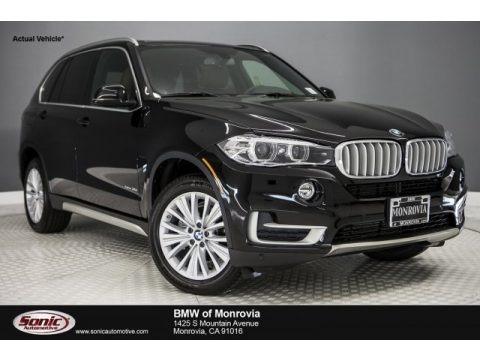 Jet Black 2017 BMW X5 sDrive35i