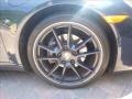 Porsche 911 Carrera Cabriolet Dark Blue Metallic photo #10