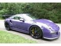 Porsche 911 GT3 RS Ultraviolet photo #8