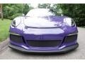 Porsche 911 GT3 RS Ultraviolet photo #9