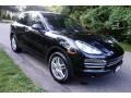 Porsche Cayenne Platinum Edition Black photo #8