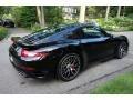 Porsche 911 Turbo Coupe Black photo #6