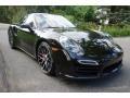 Porsche 911 Turbo Coupe Black photo #8