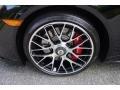 Porsche 911 Turbo Coupe Black photo #9