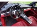 Porsche 911 Turbo Coupe Black photo #21