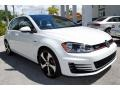 Volkswagen Golf GTI 4-Door 2.0T Autobahn Pure White photo #2