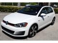 Volkswagen Golf GTI 4-Door 2.0T Autobahn Pure White photo #4