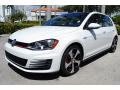 Volkswagen Golf GTI 4-Door 2.0T Autobahn Pure White photo #5