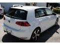 Volkswagen Golf GTI 4-Door 2.0T Autobahn Pure White photo #9