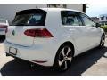 Volkswagen Golf GTI 4-Door 2.0T Autobahn Pure White photo #10