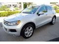 Volkswagen Touareg V6 Lux 4Motion Cool Silver Metallic photo #4