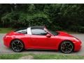 Porsche 911 Targa 4S Guards Red photo #7
