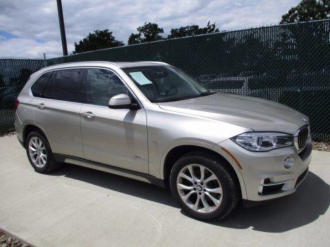 Mineral Silver Metallic 2014 BMW X5 xDrive35i