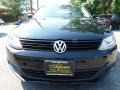 Volkswagen Jetta SE Sedan Black photo #2