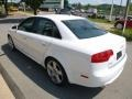 Audi A4 2.0T quattro Sedan Ibis White photo #7