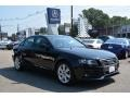 Audi A4 2.0T quattro Sedan Brilliant Black photo #1
