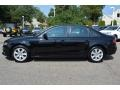 Audi A4 2.0T quattro Sedan Brilliant Black photo #6