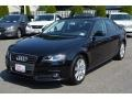 Audi A4 2.0T quattro Sedan Brilliant Black photo #7