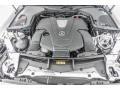 Mercedes-Benz E 400 Coupe Polar White photo #8