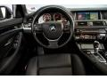 BMW 5 Series 528i Sedan Space Gray Metallic photo #4