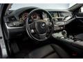 BMW 5 Series 528i Sedan Space Gray Metallic photo #15