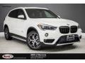 BMW X1 xDrive28i Alpine White photo #1
