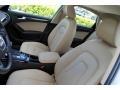 Audi A4 2.0T quattro Sedan Ibis White photo #15