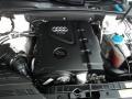 Audi A4 2.0T quattro Sedan Glacier White Metallic photo #35