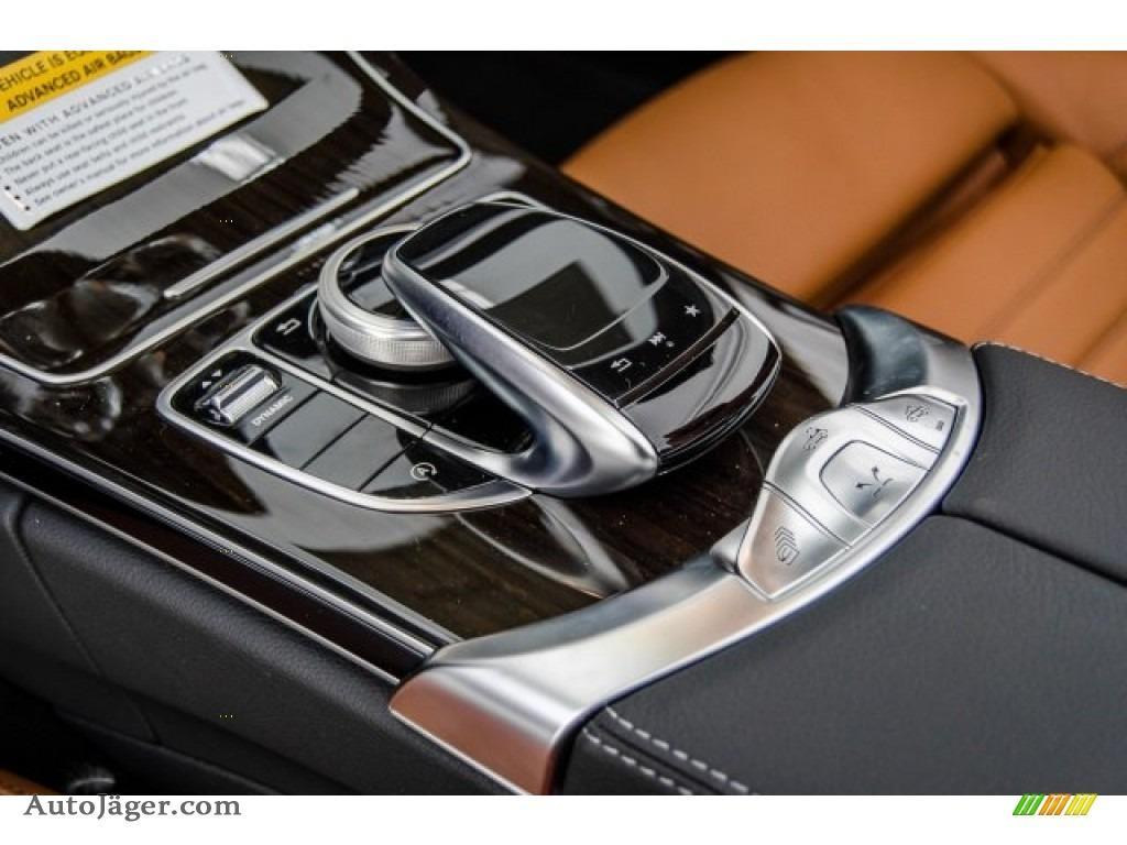 2018 C 300 Cabriolet - designo Diamond White Metallic / Saddle Brown/Black photo #7