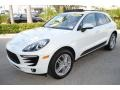 Porsche Macan S White photo #4