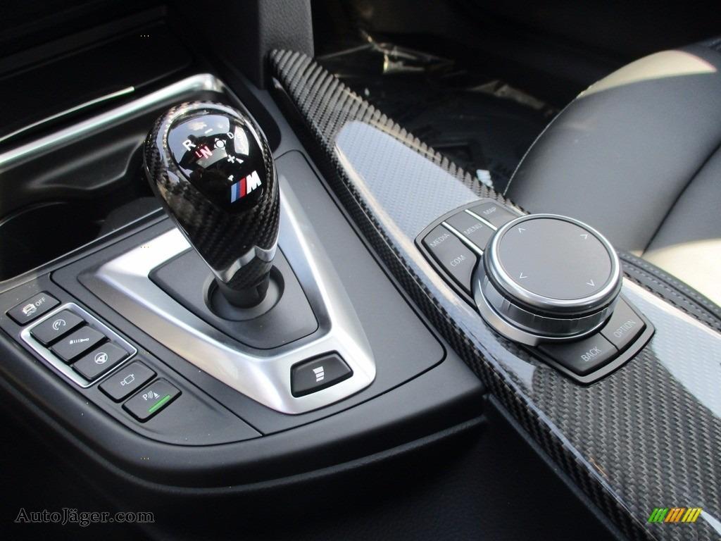 2018 M3 Sedan - Black Sapphire Metallic / Black photo #16
