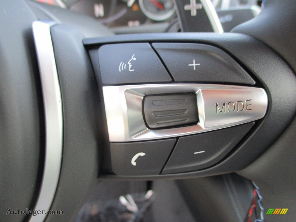 2018 M3 Sedan - Black Sapphire Metallic / Black photo #18