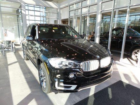 Jet Black 2018 BMW X5 xDrive35i