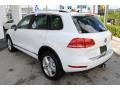 Volkswagen Touareg V6 Lux 4Motion Pure White photo #6