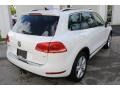 Volkswagen Touareg V6 Lux 4Motion Pure White photo #9