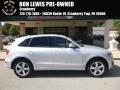 Audi Q5 3.2 quattro Ice Silver Metallic photo #1