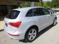 Audi Q5 3.2 quattro Ice Silver Metallic photo #2