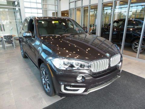 Dark Graphite Metallic 2018 BMW X5 xDrive35i