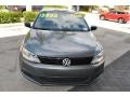 Volkswagen Jetta S Sedan Platinum Gray Metallic photo #3