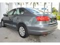 Volkswagen Jetta S Sedan Platinum Gray Metallic photo #7